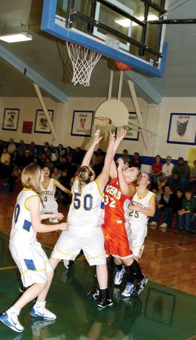 Lady Tigers pass the test