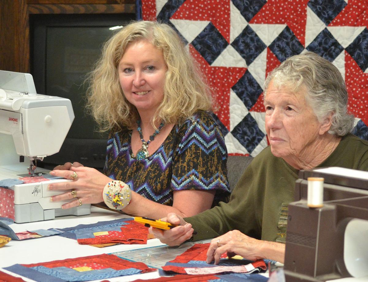 Quilts of Valor project honors Grant County veterans