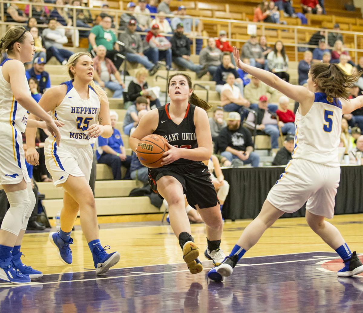 BMC Basketball Tournament | Heppner v Grant Union