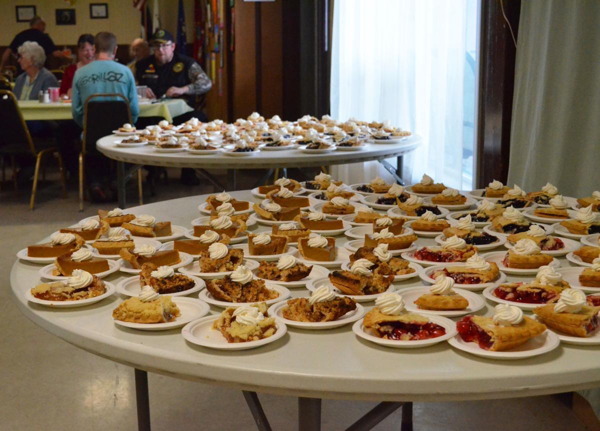 Thanksgiving meal at Elks satisfies all