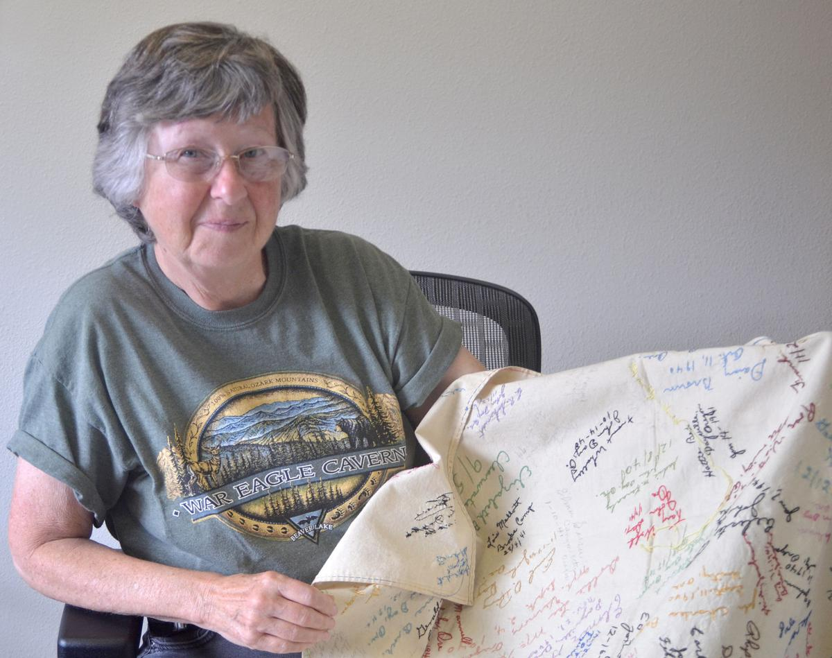 Unraveling a mystery: Answers sought regarding antique tablecloth