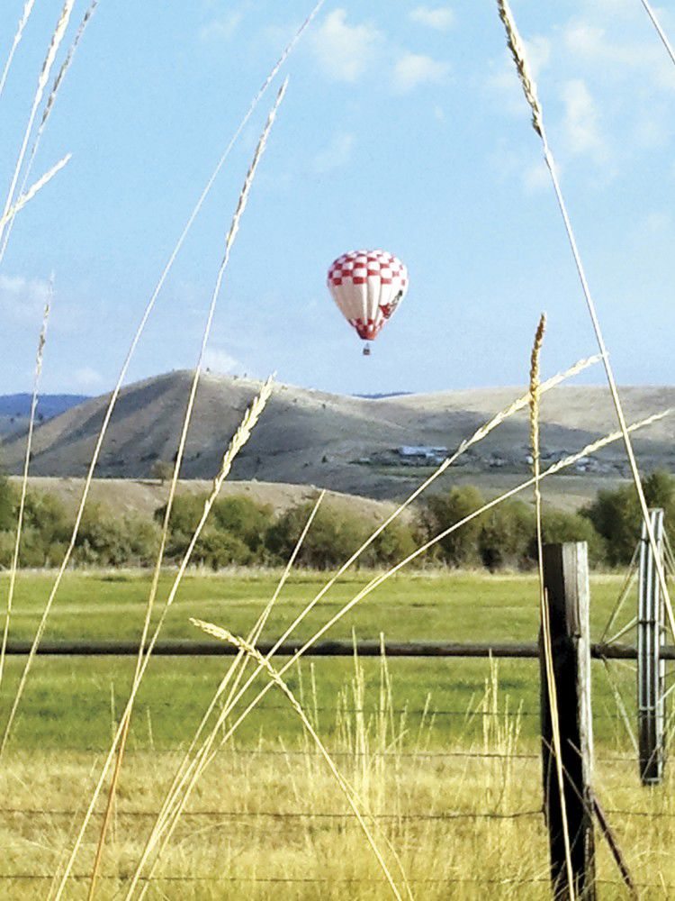 Balloons soar over Grant County
