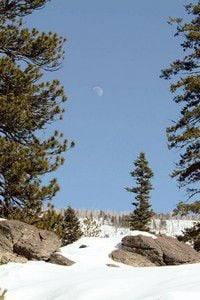 Snowpack lags as spring nears