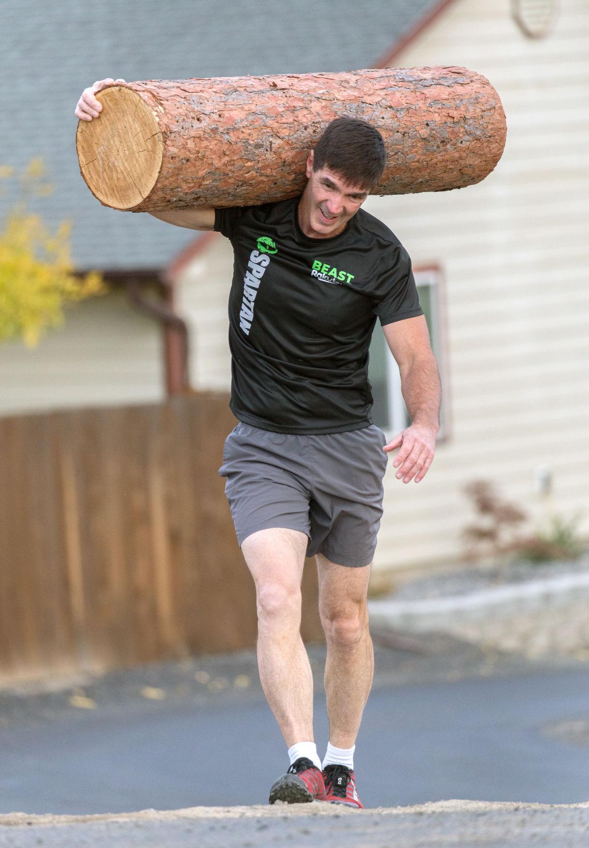 Spartan Race guy