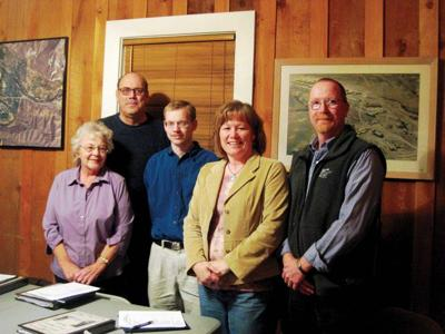 New leaders in Dayville