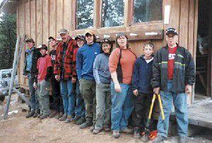 Eagle Scout project upgrades Dixie Ski Bowl