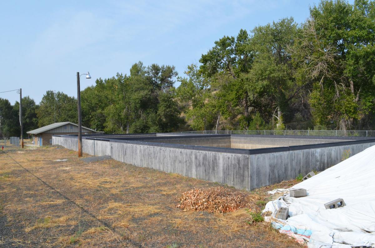 Prairie City water emergency followed Dixie Creek running dry