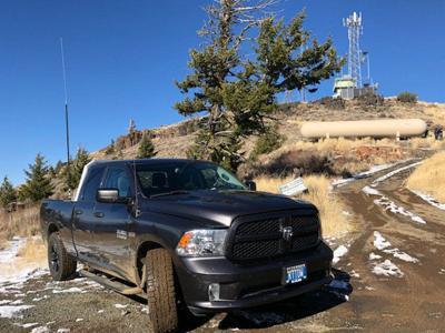 Local amateur radio operators participate in state exercise