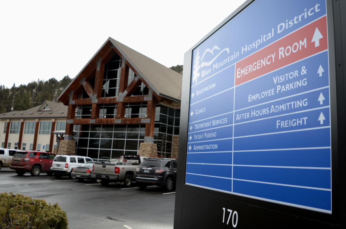Transitional care at Blue Mountain Hospital