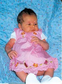 Births: Madison Lee Lunzmann