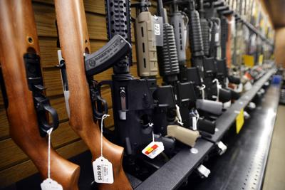 Initiative would ban 'assault weapon' sales
