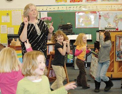 Award hits high note for local music teacher