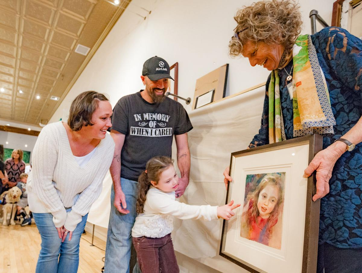 Portrait Connection