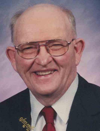Daniel 'Buzz' Walter Harris Nov. 24, 1929 - April 2, 2017