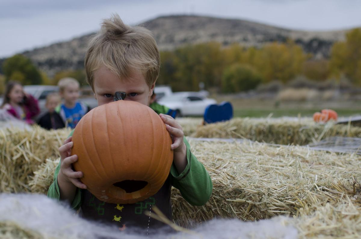 Trick or treat: Grant County Halloween events