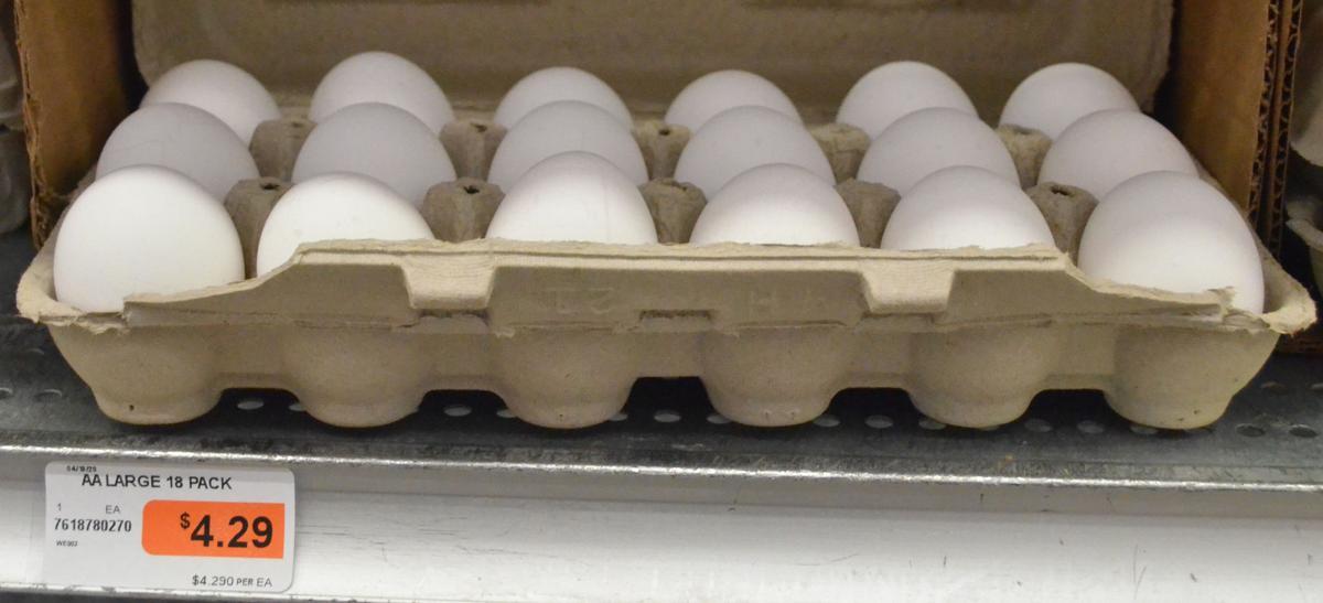 Eggs - 18 pack