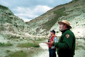 Fossil beds Dig it!
