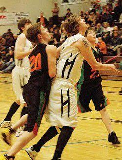 District 8, 1A Prep Basketball Tournament (slideshow)