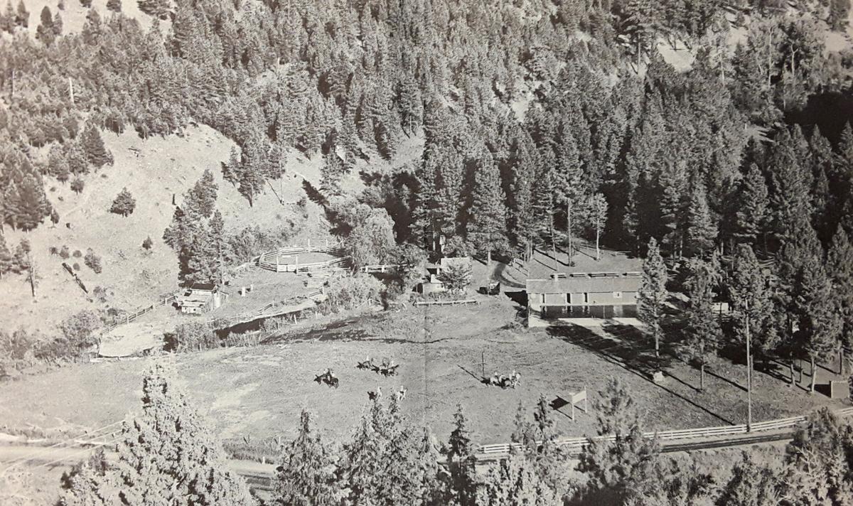 Joaquin Miller Resort