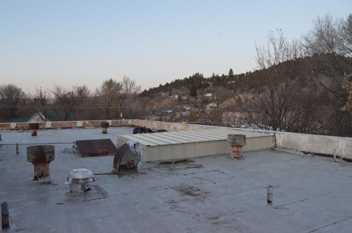 Grant County Courthouse Roof