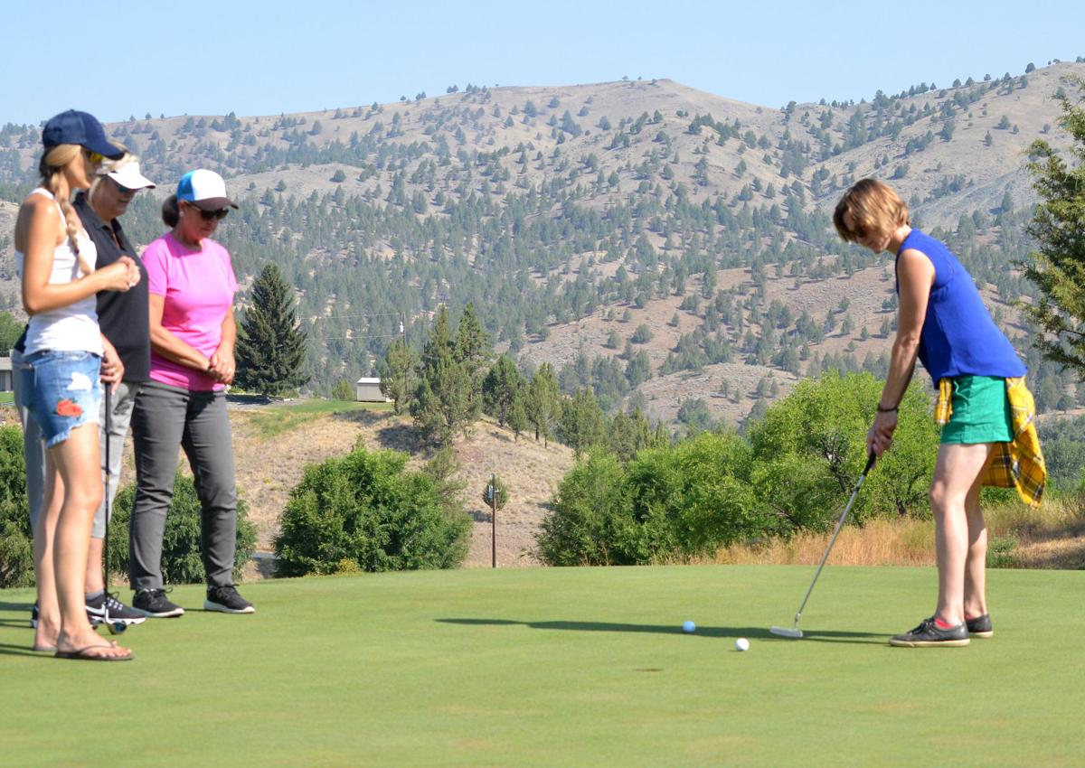 Golfers swing in support of Blue Mountain Hospital
