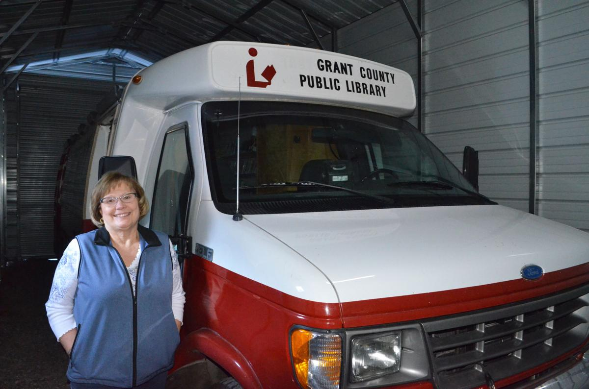 Grant County Library bookmobile sidelined