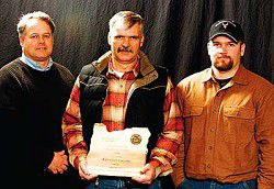 JD logging company wins award