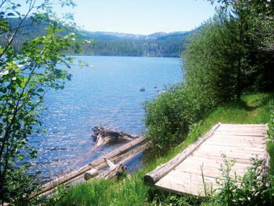 North Fork Ranger District: Olive Lake