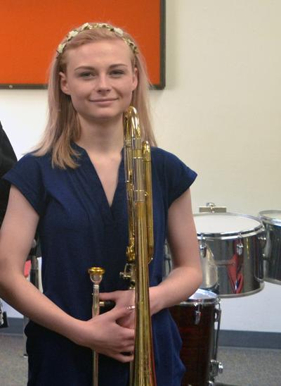 Student musician receives $1,500 Juniper Arts grant