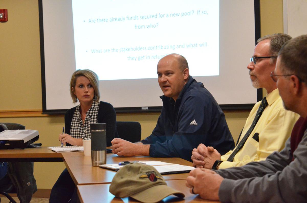 John Day pool stakeholders meeting
