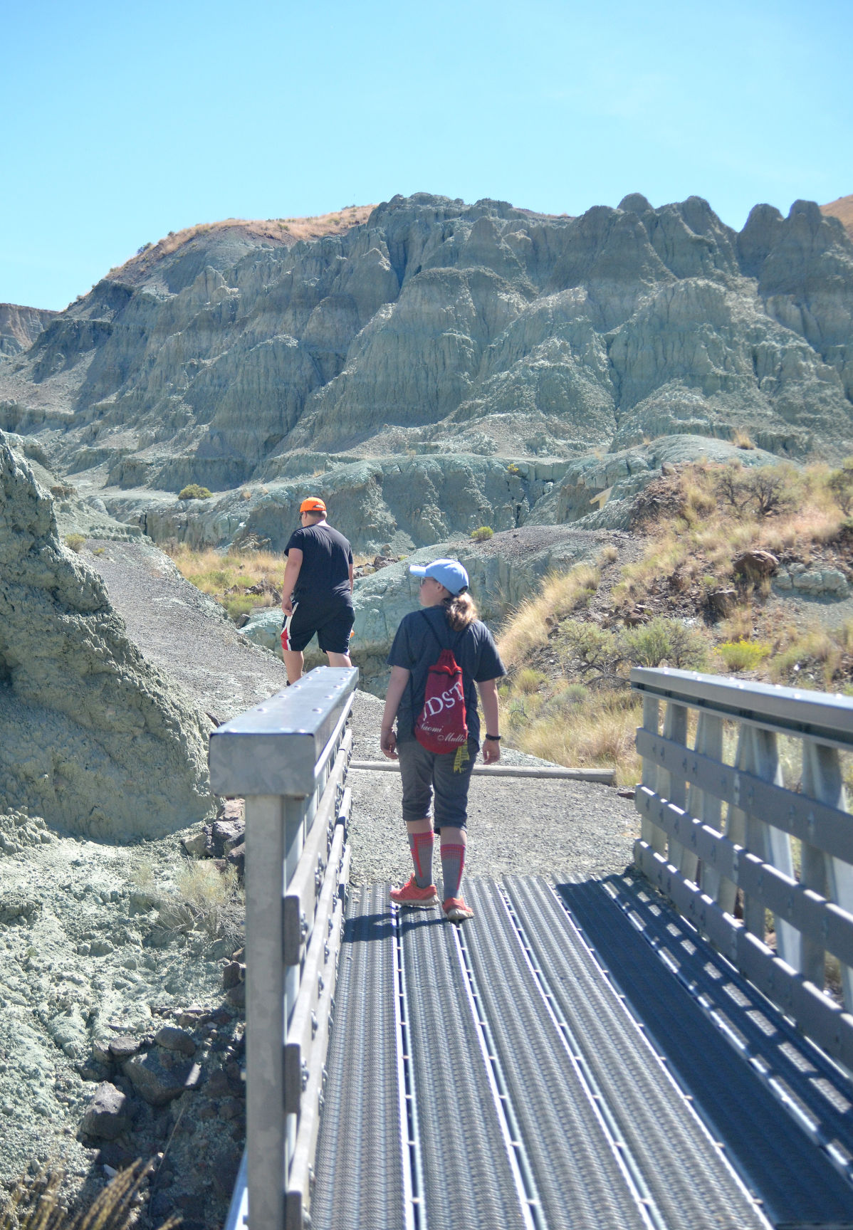 Blue Basin hike holds hidden treasure