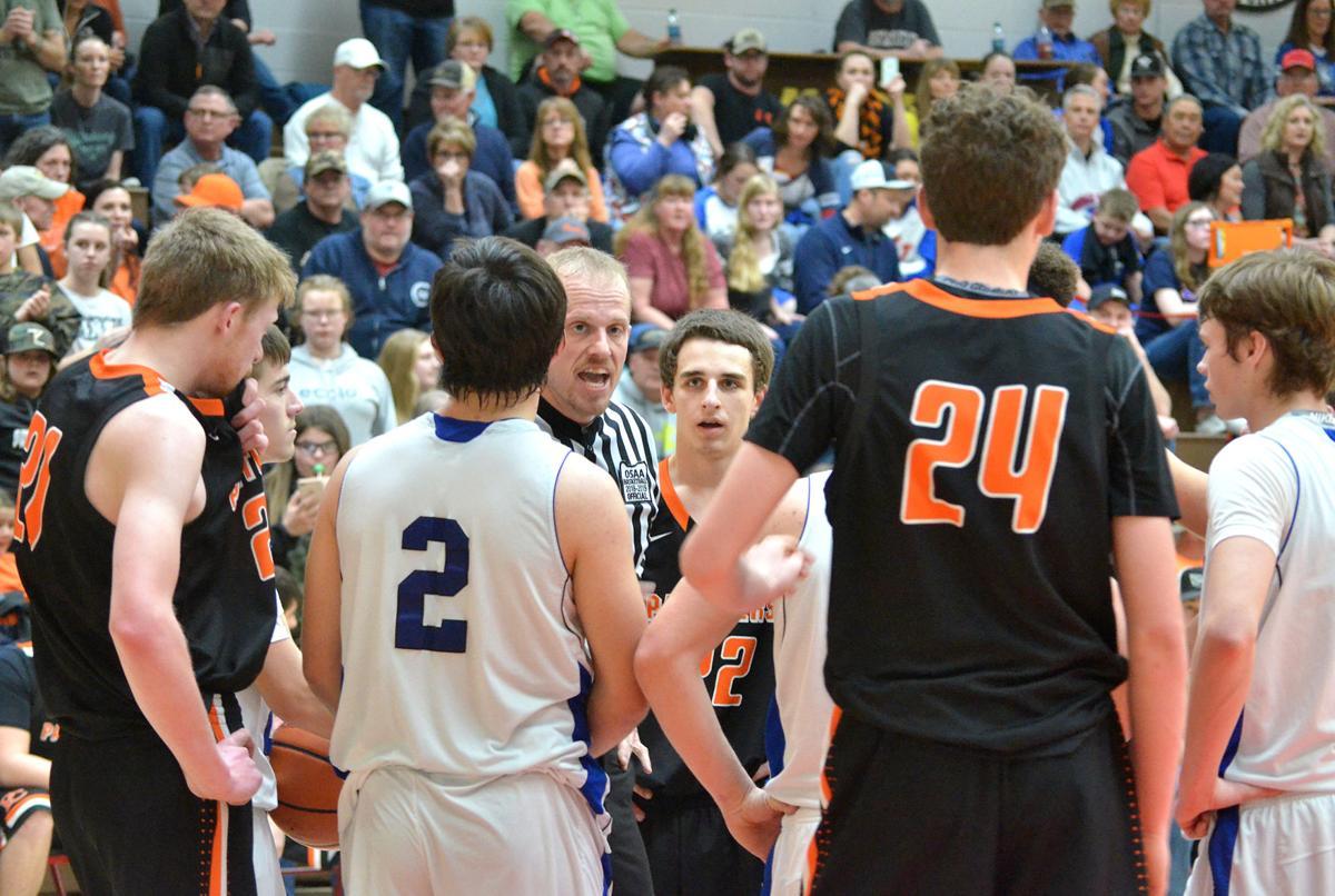 Basketball sportsmanship