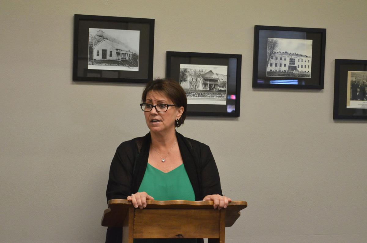 Grant County budget