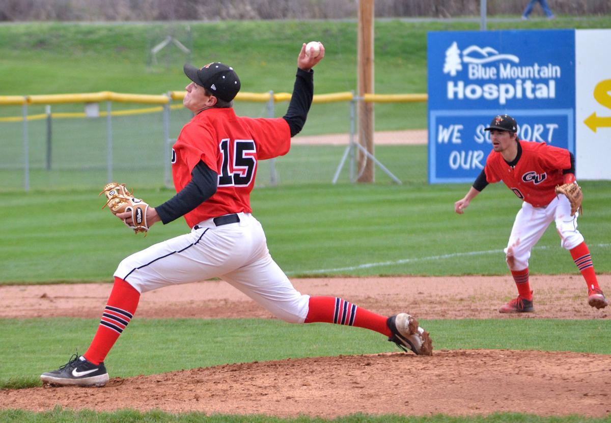 Prospector baseball vs. Pilot Rock