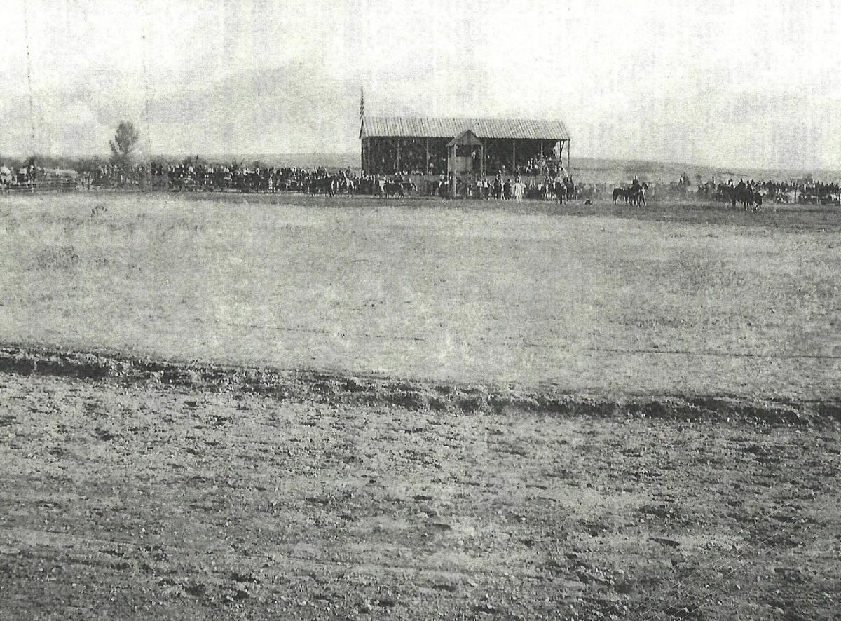 HISTORY: Kickin' up Prairie dirt — yesterday and today