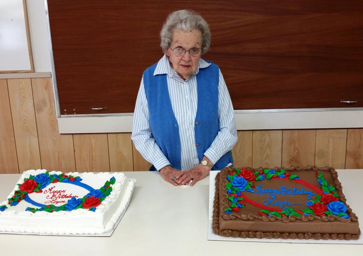 Phillips honored for 40 years in the Grange