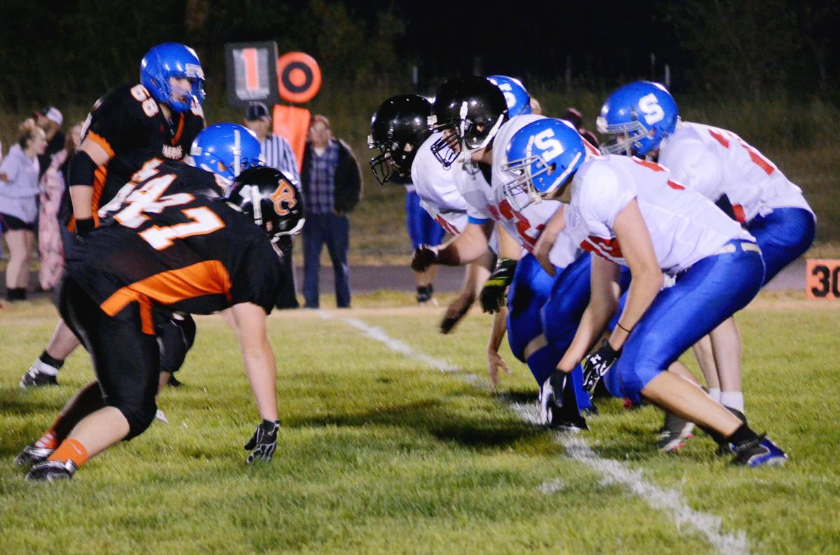 Two county teams compete Friday