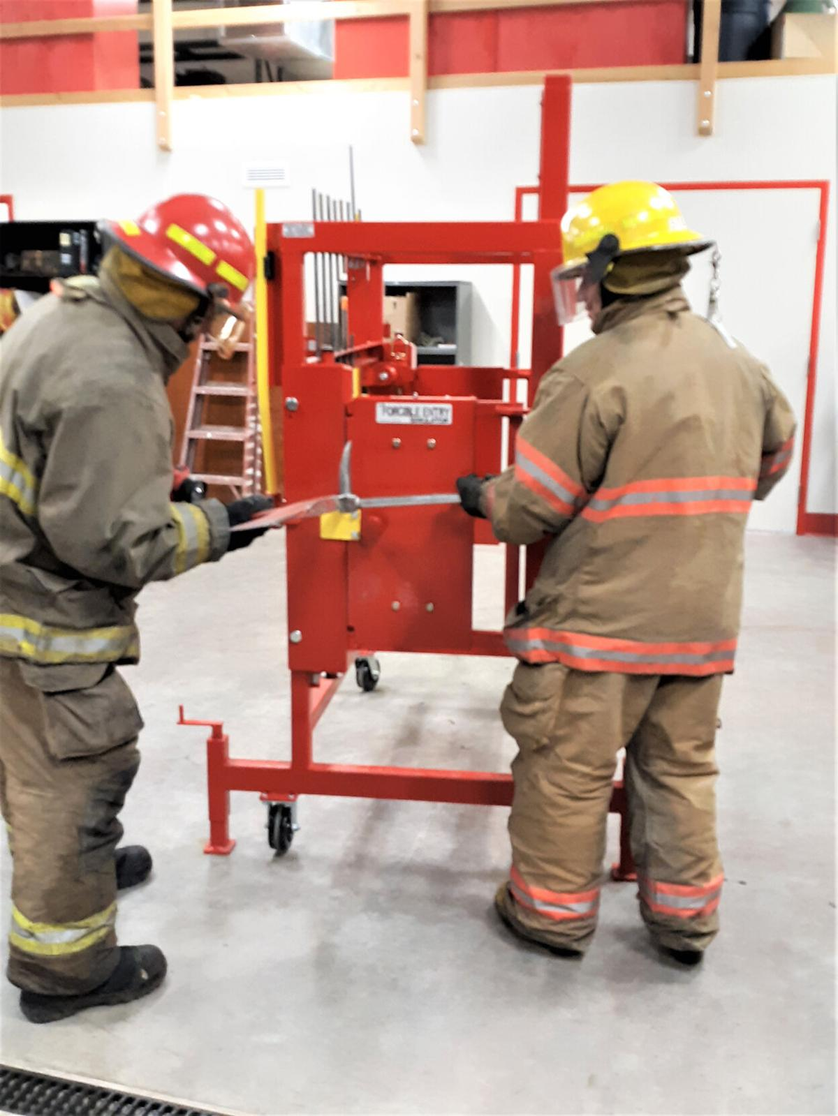 Forcible Entry Prop