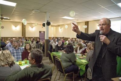 CASA dinner, auction raise $12,000