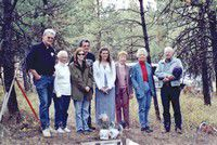 Grant County People: Grave marked 103 years following burial