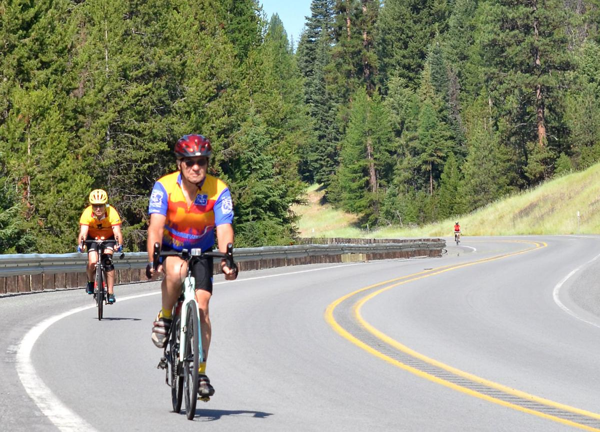 Bicycle Rides Northwest tours Grant County