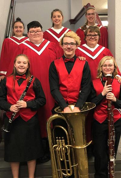 Honor Band and Choir