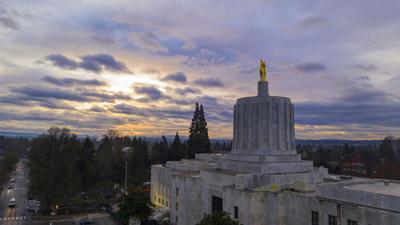 Capitol Building Salem