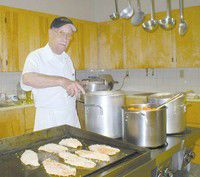 Gene Jennings: The man in the kitchen