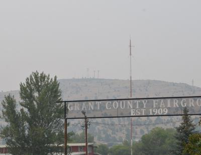 Crews jumping on fire starts in northern Grant County