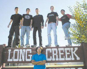 Foreign exchange students add to Long Creek School