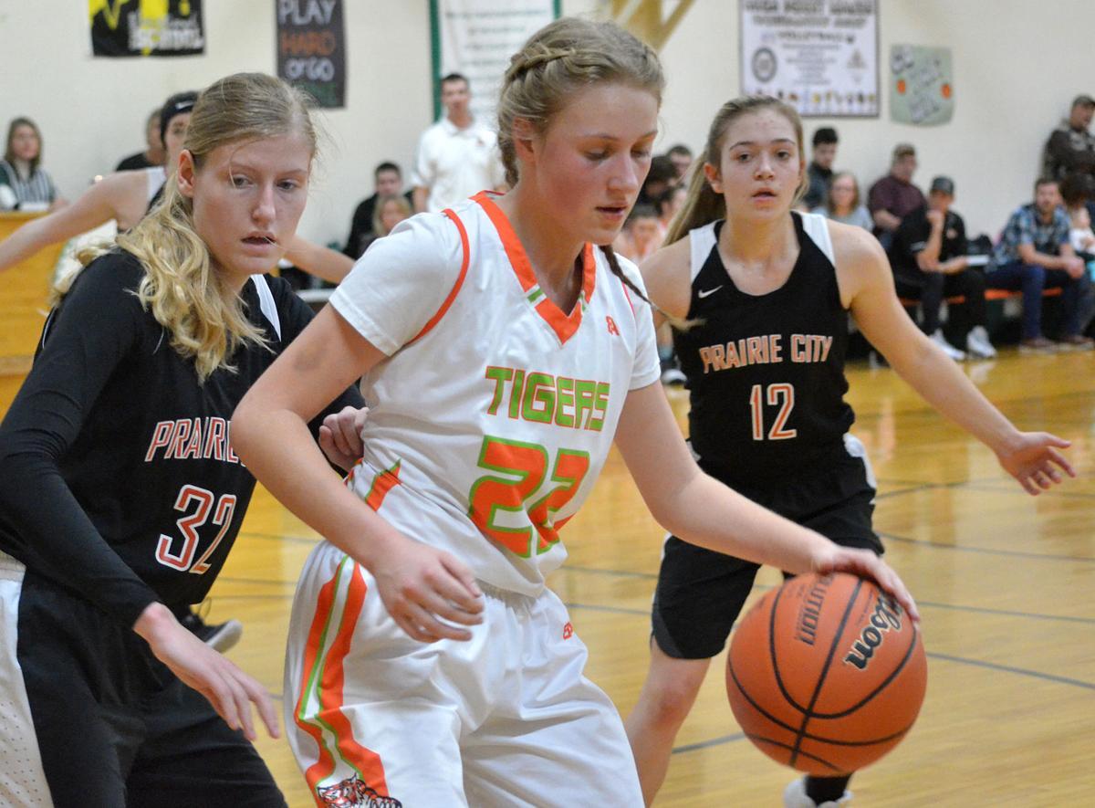Tiger vs. Panther girls