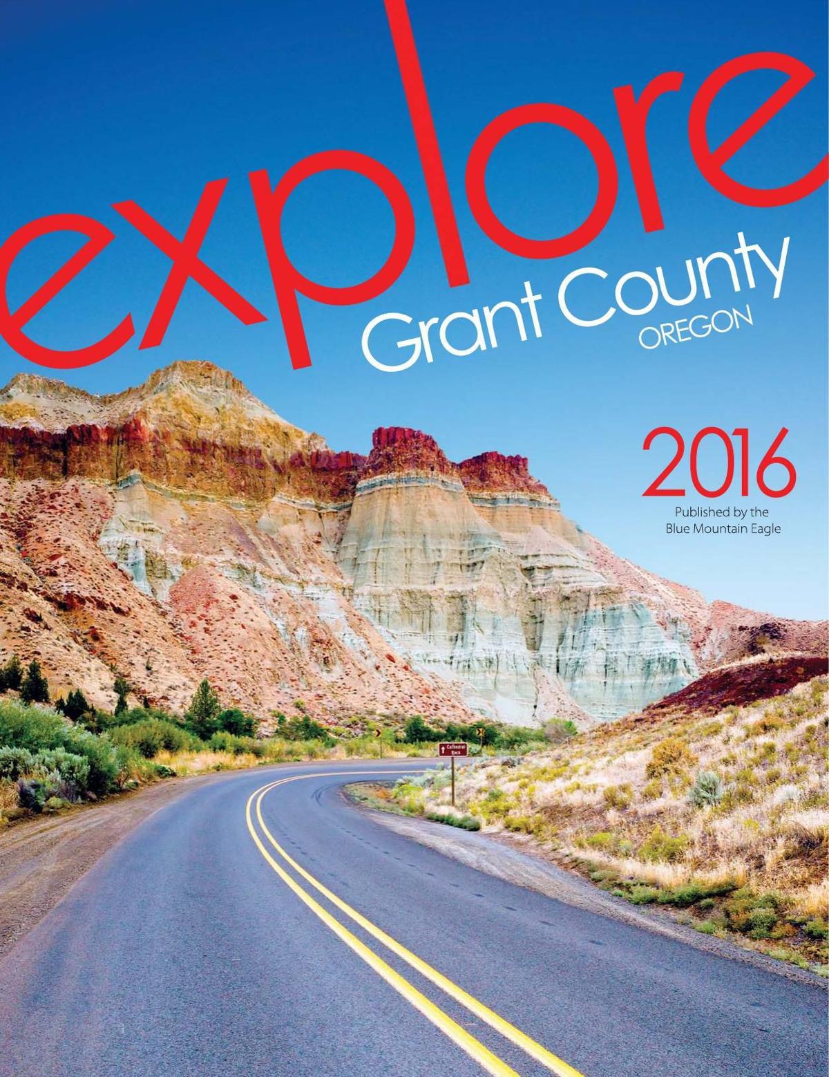 Explore Grant County 2016