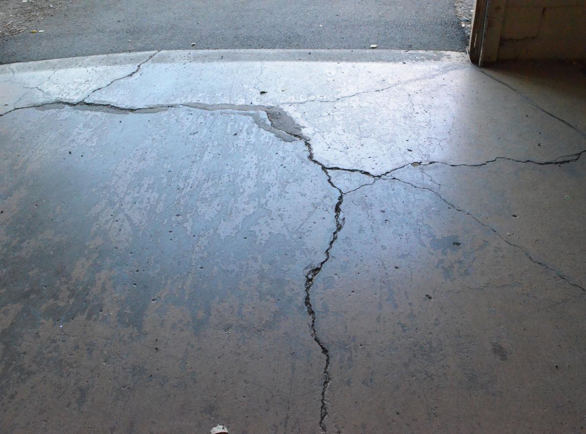 Trowbridge Pavilion repairs