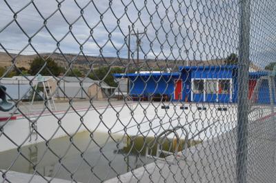 Gleason Pool on the off season (copy)